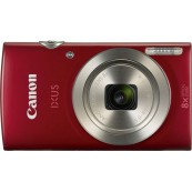 "CAMARA DIGITAL CANON IXUS 185 HS ROJA 20MP ZOOM 16X - ZO 8X - 2.7"" LITIO - VIDEOS HD - Inside-Pc"
