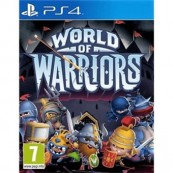 JUEGO SONY PLAYSTATION PS4 - WORLD OF WARRIORS - Inside-Pc