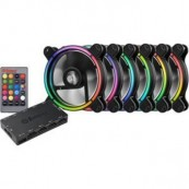VENTILADOR GAMING ENERMAX T.B. RGB 120 MM PAK DE 6 - Inside-Pc