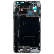 Marco Lateral + Chasis Compatible Samsung Galaxy Note 3 Negro - Inside-Pc