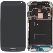 Pantalla Tactil + LCD Compatible Galaxy S4 i9505 Negro - Inside-Pc
