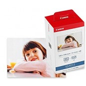 CARTUCHO TINTA CANON KP-108IN + PAPEL PARA SELPHY COLOR CP1000/CP1200/CP330 - Inside-Pc