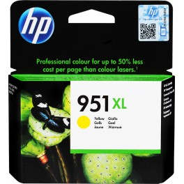 CARTUCHO TINTA HP CN048AE AMARILLO 951XL OFFICEJET PRO 8100  8600 8600 + 8600 PREMIUN - Inside-Pc