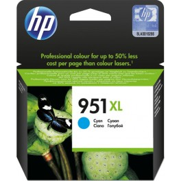 CARTUCHO TINTA HP CN046AE CIAN 951XL OFFICEJET PRO 8100  8600 8600 + 8600 PREMIUN - Inside-Pc