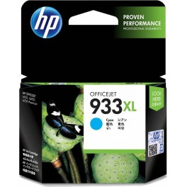 CARTUCHO TINTA ORIGINAL HP 933XL CIAN CN054AE - Inside-Pc