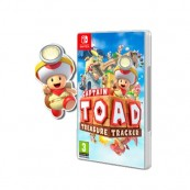 JUEGO NINTENDO SWITCH CAPTAIN TOAD:TREASURE TRACKER - Inside-Pc