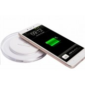 WIRELESS QI CHARGER - 7.5W - 5V 2A - 5V 1.5A WHITE - Inside-Pc