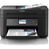 IMPRESORA MULTIFUNCION EPSON WORKFORCE WF2860DWF FAX - 33PPM - RED - WIFI + WIFI DIRECT - DUPLEX IMPRESION - ADF - NFC - LCD - I