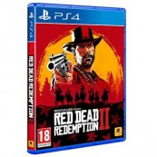 JUEGO SONY PLAYSTATION PS4 - RED DEAD REDEMPTION 2 - Inside-Pc