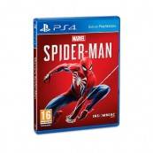 JUEGO SONY PLAYSTATION PS4 MARVEL SPIDERMAN - Inside-Pc