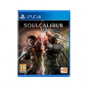 JUEGO SONY PLAYSTATION PS4 SOULCALIBUR VI - Inside-Pc