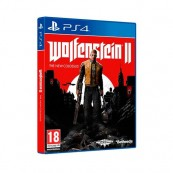 JUEGO SONY PLAYSTATION PS4 WOLFENSTEIN 2 THE NEW COLOSSUS - Inside-Pc