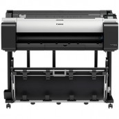 "PLOTTER CANON TM-300 IMAGEPROGRAF A0 36"" - 2400PPP - USB - RED - WIFI - CAD - TINTA 5 COLORES - TÁCTIL 3"" - Inside-Pc"