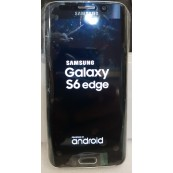 Smartphone SAMSUNG Galaxy S6 Edge 32GB Azul Remanufacturado A+ - Inside-Pc