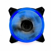 VENTILADOR Torre DOBLE LED AZUL PHOENIX 12CM - 3 - 4 PINES - 1200RPM - SILENCIOSO  - Inside-Pc