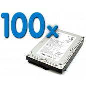 Lote Disco Duro 3.5'' SATA 80GB Pack 100 Seminuevo - Inside-Pc