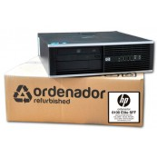 Ordenador HP 8300 Elite SFF - i7-3770 - 8GB - 500GB - W10 - Seminuevo - Inside-Pc