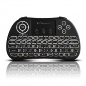 MINI TECLADO INALAMBRICO + TOUCHPAD PHOENIX SMART TV - TV BOX - ANDROID TV  - Inside-Pc