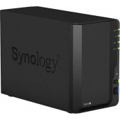 NAS SERVER SYNOLOGY DISK STATION DS218 - 2GB - 2 BAYS RAID ETHERNET GIGABIT - Inside-Pc