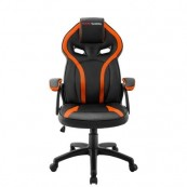 SILLA GAMER MARS GAMING MGC118BO NARANJA - Inside-Pc