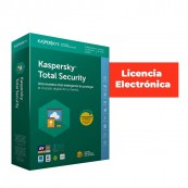 ANTIVIRUS ESD KASPERSKY 2019 5US TOTAL SECURITY - Inside-Pc