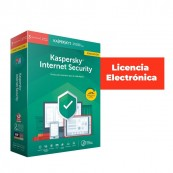 ANTIVIRUS ESD KASPERSKY 2019 3US INTERNET SECURITY RENOVACIÓN - Inside-Pc