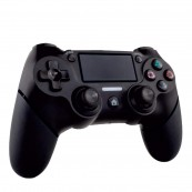 COMPATIBLE GAMEPAD PS4 DUALSHOCK 4 NUWA BLACK - Inside-Pc