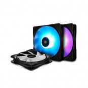 VENTILADOR 120X120 DEEPCOOL RF 120 3 IN 1 RGB - Inside-Pc