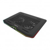 "BASE REFRIGERADORA DEEPCOOL N80 RGB - 17.3"" - NEGRO - Inside-Pc"