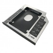 ADAPTADOR HDD - SSD BAHIA DVD Portatil 9.5MM 3GO - Inside-Pc