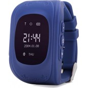 Reloj Smartwatch Security GPS Kids G36 Azul Oscuro - Inside-Pc