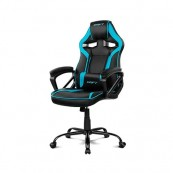 SILLA GAMING DRIFT DR50BL NEGRO/AZUL - Inside-Pc