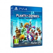 JUEGO SONY PLAYSTATION PS4 PLANTS vs ZOMBIES: BATTLE FOR NEIGHBORVILLE - Inside-Pc