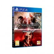 JUEGO SONY PLAYSTATION PS4 TEKKEN 7 + SOULCALIBUR VI - Inside-Pc