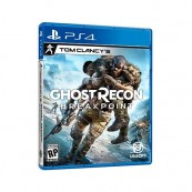 Game SONY PLAYSTATION PS4 GHOST RECON BREAKPOINT - Inside-Pc