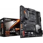 PLACA BASE GIGABYTE AMD AM4 X570 AORUS ELITE - Inside-Pc