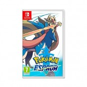 JUEGO NINTENDO SWITCH POKEMON ESPADA - Inside-Pc