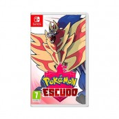 JUEGO NINTENDO SWITCH POKEMON ESCUDO - Inside-Pc