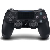 PS4 DUAL SHOCK 4 JET BLACK CONTROL - Inside-Pc