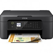 IMPRESORA MULTIFUNCIÓN EPSON WF-2810DWF WORKFORCE FAX - A4 - 33PPM - USB - WIFI - DÚPLEX IMPRESIÓN - Inside-Pc