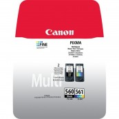 MULTIPACK TINTA CANON PG-560 + CL-561 - Inside-Pc