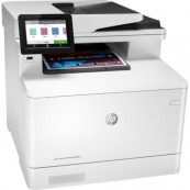 IMPRESORA MULTIFUNCIÓN LASER COLOR HP LASERJET PRO M479FDW FAX - A4 - 27PPM - RED - WIFI - DÚPLEX TOTAL - ADF - Inside-Pc