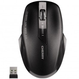 WIRELESS MOUSE CHERRY MW2310 USB 5 BUTTONS BLACK - Inside-Pc