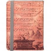 "FUNDA UNIVERSAL SILVER HT PARA EBOOK WAVE 6"" EGIPTO - Inside-Pc"