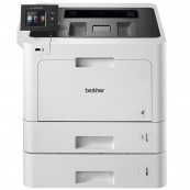LASER COLOR PRINTER BROTHER HL-L8360CDWLT A4 - 31PPM - 512MB - USB - NFC - WIFI - RED - DUPLEX PRINTING - MOBILE - Inside-Pc