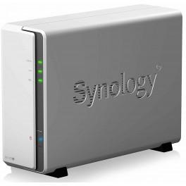 SERVIDOR NAS SYNOLOGY DISK STATION DS120J 512MB ETHERNET GIGABIT - Inside-Pc