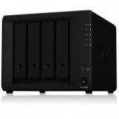 SERVIDOR NAS SYNOLOGY DISK STATION DS918+ 4GB 4 BAHÍAS RAID ETHERNET GIGABIT - Inside-Pc